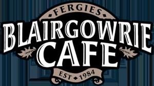 Blairgowrie Cafe Logo